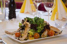 Hotel Kronenhirsch in Russbach, Dachstein West Salzburg, Traditional, Chicken, Food, Small Hotels, Food Food, Essen, Meals, Yemek