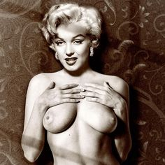 Image result for nude marilyn monroe pictures