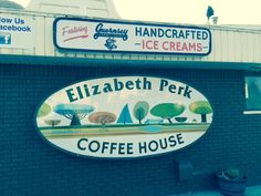 You have to visit Elizabeth Perk Coffee House in Trenton! They carry 28 flavors of our delicious ice cream and our dairy products for your coffee! Get in there! #eatlocal #michiganmade