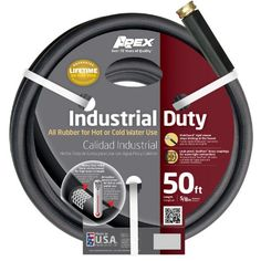 Apex 865050 Commercial 58Inchby50Foot Hot and Cold Hose ** Check out this great product.