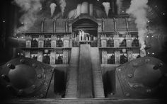 cinemagraph gif film gif black and white cinemagraph perfect loop machine cinemagraphs tech noir metropolis fritz lang Metropolis Film, Metropolis Fritz Lang, Frank Miller, Martin Scorsese, Stanley Kubrick, Alfred Hitchcock, Quentin Tarantino, Gotham City, Cyberpunk
