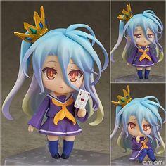 Nendoroid No Game No Life - Shiro #653