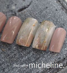Simple Nail Art Designs That You Can Do Yourself – Your Beautiful Nails Perfect Nails, Gorgeous Nails, Love Nails, Fun Nails, Cute Nail Art, Gel Nail Art, Nail Polish, Gold Manicure, Bling Nails