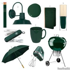 Color Obsession of the Week: Forest Green