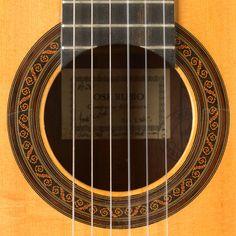 "David ""Jose"" Rubio 1965 | Harris Guitar Foundation"