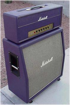Cathedral Stone - 1970 Marshall Purple Plexi Super Lead - 4x12 Cab - MP3 - Pre Rola 30w