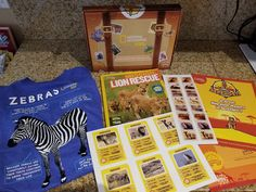 Check out the Latest National Geographic Subscription Box From Pley #pleyandlearn
