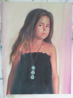 portrait acrylic 2014
