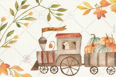 Pumpkin Arrangements, Pumpkin Printable, Little Pumpkin, Pumpkin Pumpkin, Photoshop, Baby Shower Fall, Fall Wallpaper, Elementary Art, Graphic Illustration