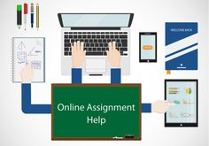 Online service for making assignments