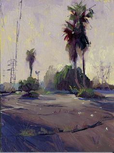 William Wray - Palm Lot 8x6