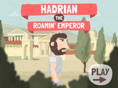 Image taken from the Hadrian: The roamin' emperor game