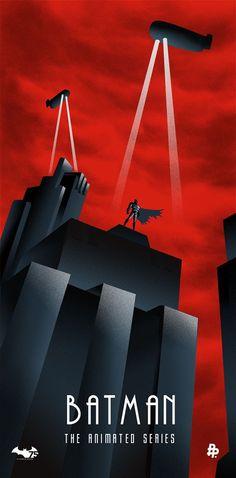 Batman 75th Anniversary artwork.