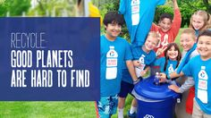 Have your students track your school's recycling and you can win prizes.