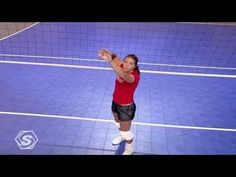 Volleyball: Attack Arm Swing with Misty May-Treanor - YouTube
