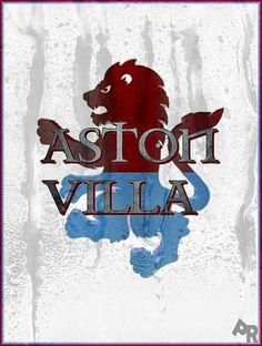 Aston Villa Wallpaper, Aston Villa Fc, Villa Park, Football Wallpaper, English Premier League, Sport, Super Club, Birmingham Uk, Graphic Artwork