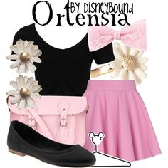 Ortensia (Oswald the Lucky Rabbit's girlfriend)