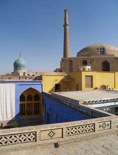 isfahan, iran october 2007