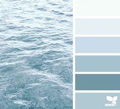 Trendy Home Decored Themes Color Combos Design Seeds Ideas Paint Color Palettes, Colour Pallette, Colour Schemes, Color Combos, Paint Color Swatches, Coastal Color Palettes, Paint Colors For Home, House Colors, Paint Colours