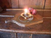 wonderful plain candle board...