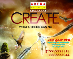 Arena Animation Academy in Ameerpet