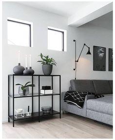 Living Room Grey, Interior Design Living Room, Living Room Decor, Living Room Designs, Design Room, Living Rooms, Living Area, Kitchen Interior, Interior Shop
