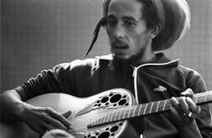 I love all the songs of bob marley, he was the best singer of reggae.