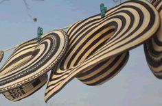 Sombrero vueltiao #Colombia