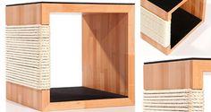 modne-designerskie-zabawki-dla-kota-w-modnym-wnetrzu-kocie-meble-11 - Architekt o Architekturze i wyjątkowych projektach.