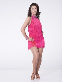Dancing with the Stars: Nancy Kerrigan and Artem Chigvintsev Dance Sassy Samba to Ricky Martins Shake Your Bon-Bon