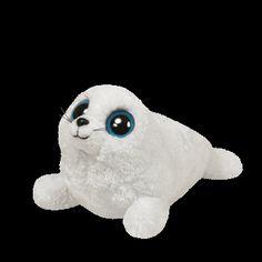 Beanie Boos -Iceberg the seal