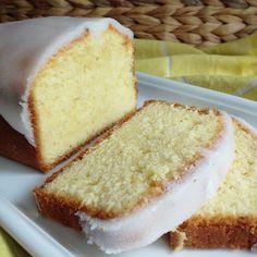 Rezept: saftiger Zitronenkuchen