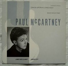 PAUL McCARTNEY--Once Upon a Long Ago Extended Version