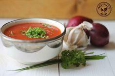 Snel tomatensoepje