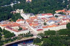 Tartu is a unique university town with a young population. English is the most-used language of international communication in academic circles of the university.