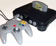 Check out Nintendo 64 from Totally Awesome 90's Tech Toys