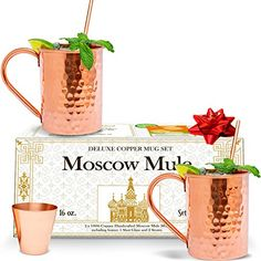 Benicci Moscow Mule Copper Mugs - Set of 2 - 100% HANDCRA... https://www.amazon.com/dp/B06VXNZPRG/ref=cm_sw_r_pi_dp_x_WlLEzbQ1C8DZK