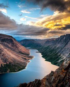Parc National des Monts-Torngats - Terre-Neuve/Labrador, Canada