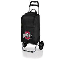 Ohio State University Buckeyes Cart Cooler