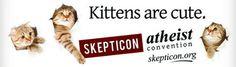 """Nos Estados Unidos, ateus fazem anúncio """"inofensivo"""" com gatinhos fotos - http://www.paulopes.com.br/2012/04/nos-eua-ateus-fazem-anuncio-inofensivo.html"""