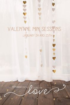 Valentine Mini Session