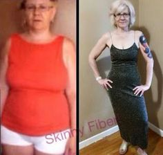 Move it and lose it.: SOPHIA'S SKINNY FIBER UPDATE