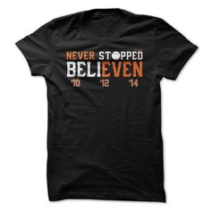Never Stopped Believen