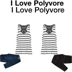 Untitled #13159 by hanger731x on Polyvore featuring polyvore, fashion and style