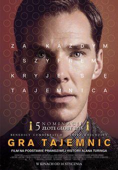 Oskary 2015 - Gra tajemnic