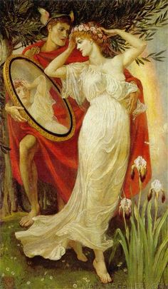 Art and Life by Walter Crane | Pre Raphaelite Art: Walter Crane