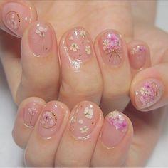 Cute Nail Art, Easy Nail Art, Cute Nails, Pretty Nails, Korean Nail Art, Korean Nails, Design Page, Kawaii Nails, Japanese Nails