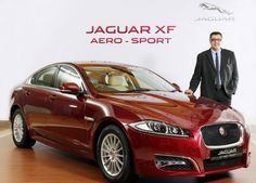 Jaguar XF Aero Sport edition comes with a 2.2-litre diesel engine and mildly tweaked exteriors.