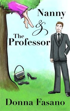 Nanny and the Professor for Kindle, Nook, Kobo, iTunes