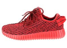6a8497360101b adidas Yeezy Boost 350 Red Mens   Womens Originals shoes EURO 36-44 UK3-9